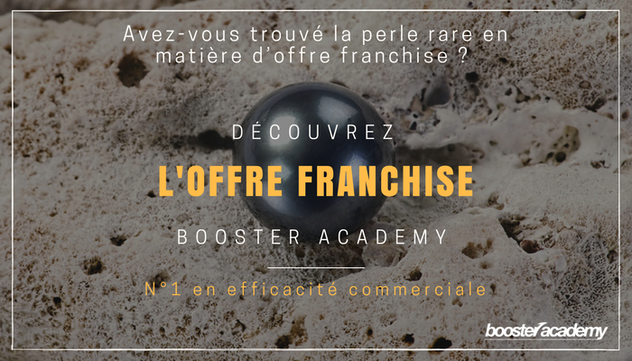 Offre Franchise Booster Academy