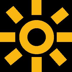 le symbole du jaune