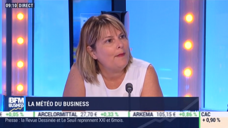 Evelyne : Meteo business