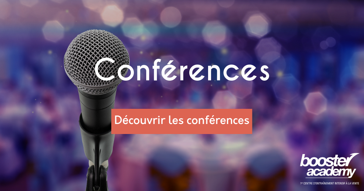 Conférences Booster Academy